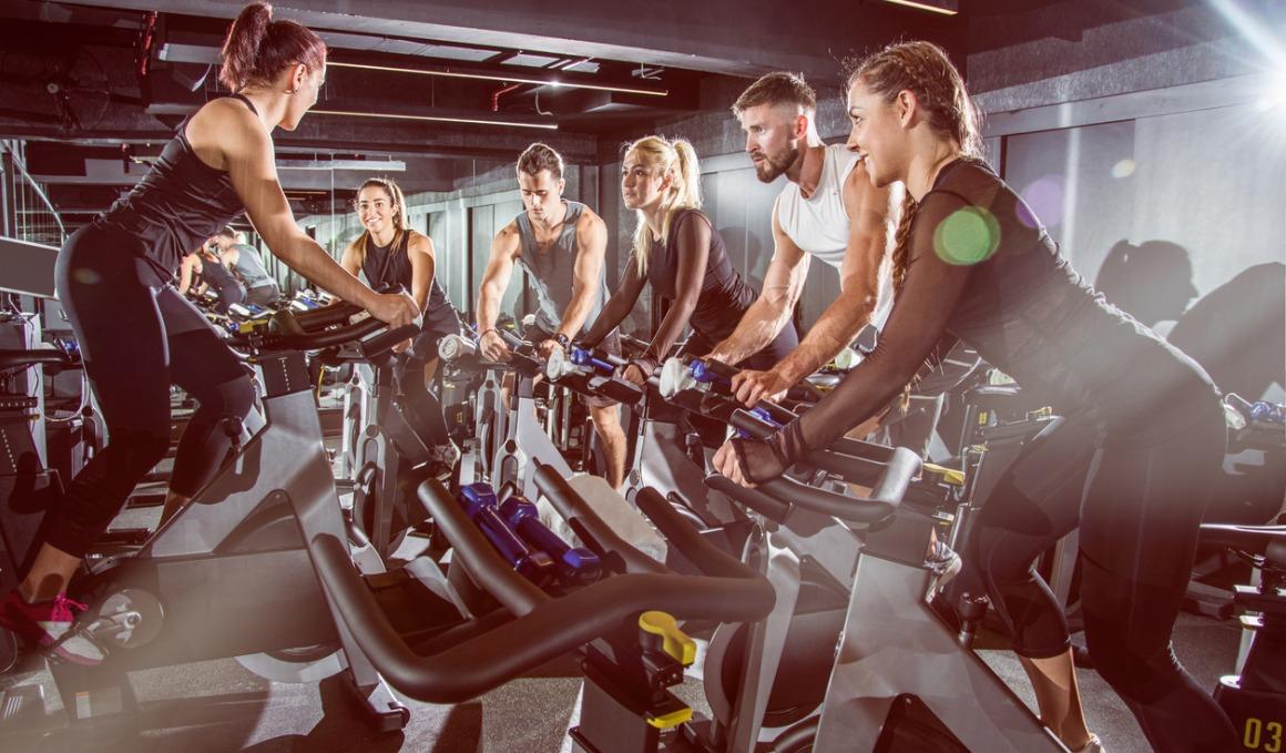 ¿Qué podemos conseguir con 30 minutos de bicicleta estática?