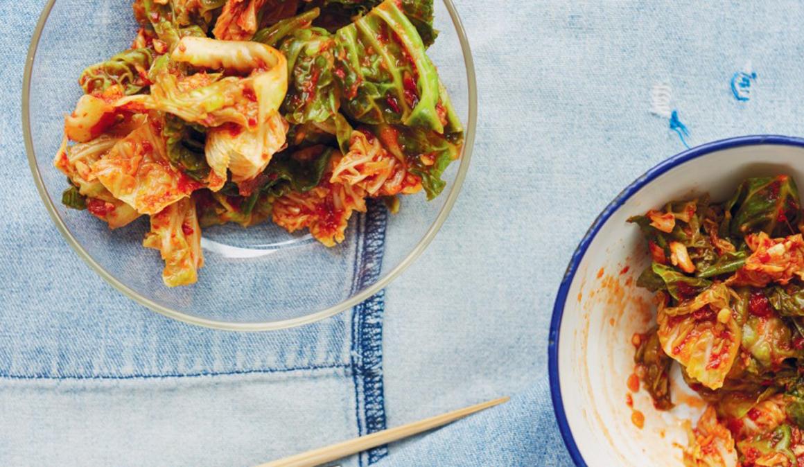 Descubriendo el kimchi, el nuevo alimento coreano que es tendencia en fermentados
