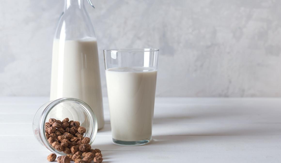 La horchata, la nueva leche vegetal de moda, rica en arginina para deportistas