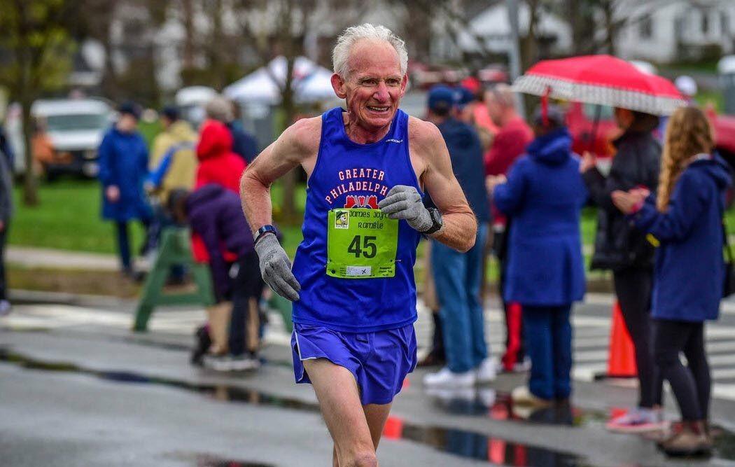 ¡Por debajo de las 3 horas en maratón con 70 años!