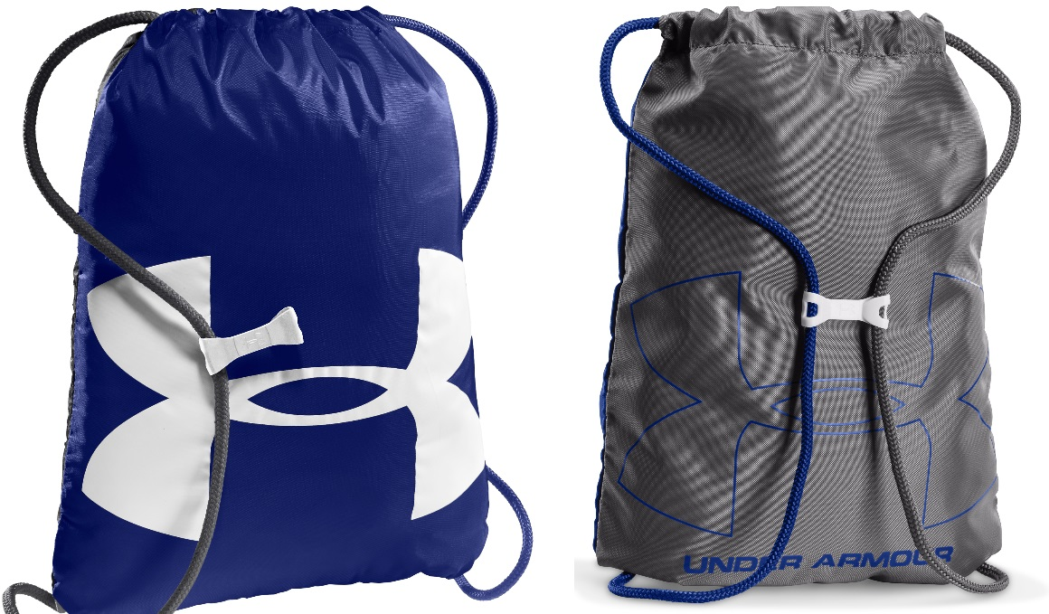 "Sorteamos 10 mochilas Under Armour ""Ozsee Sackpack"""