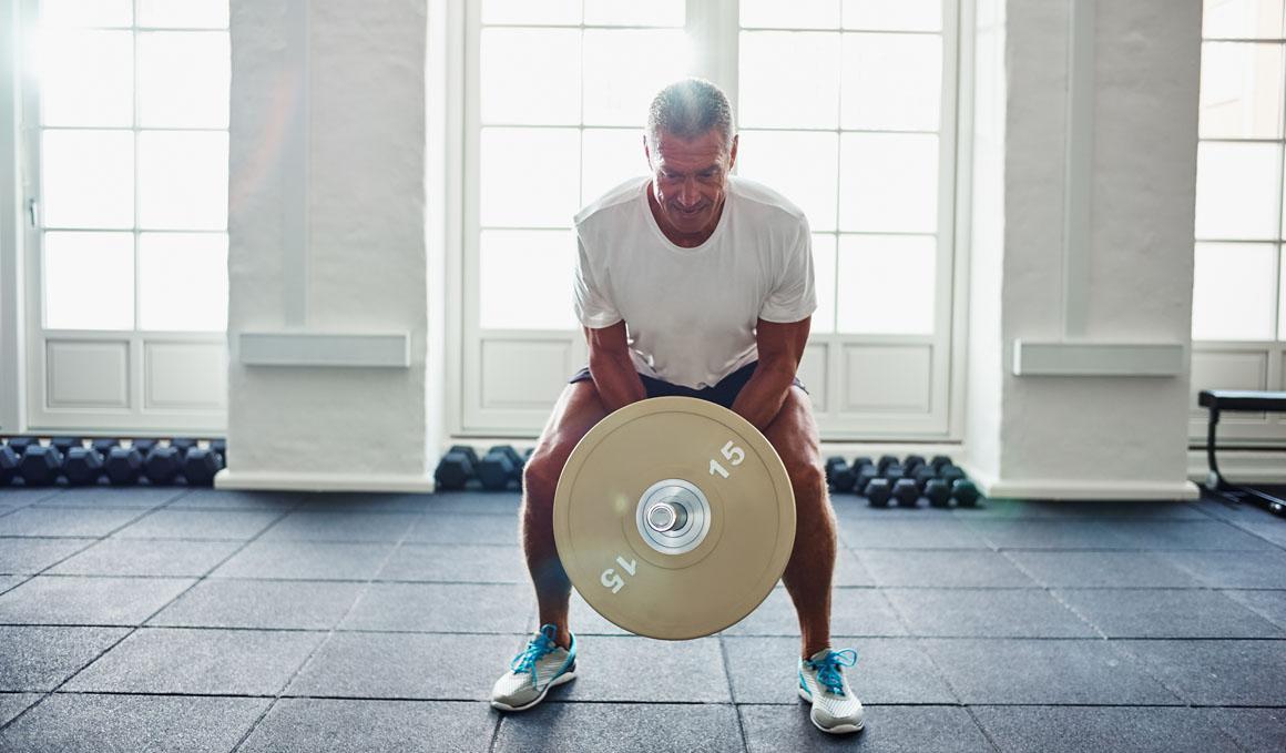 Envejecimiento y fuerza, ¿pueden los entrenos de fuerza frenar el proceso?