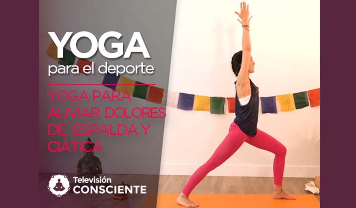 Secuencia de yoga en vídeo para una espalda sana