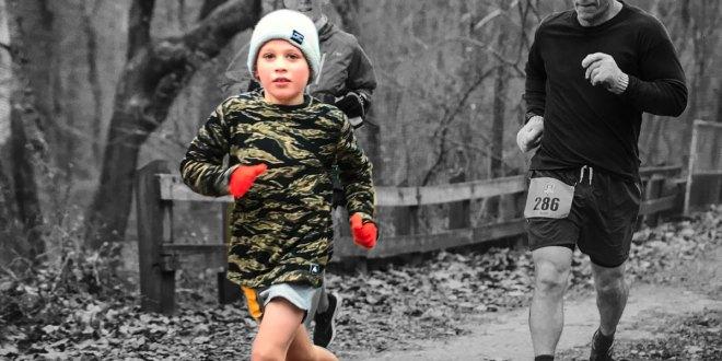 ¡Corre el maratón en 3h 32' con 8 años tras superar una leucemia!