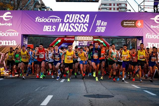 Barcelona despide el año corriendo los Nassos