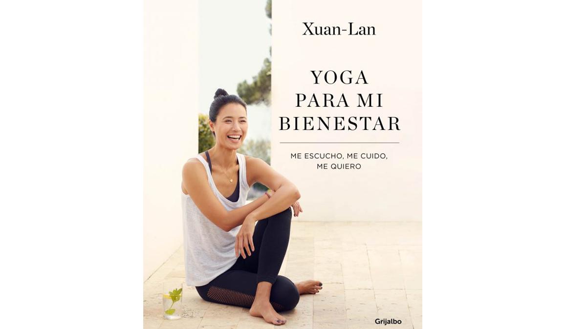 Yoga para mi bienestar, el segundo libro de Xuan-Lan