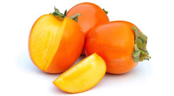 Caqui, la fruta aliada de tu salud hasta para los días de resaca