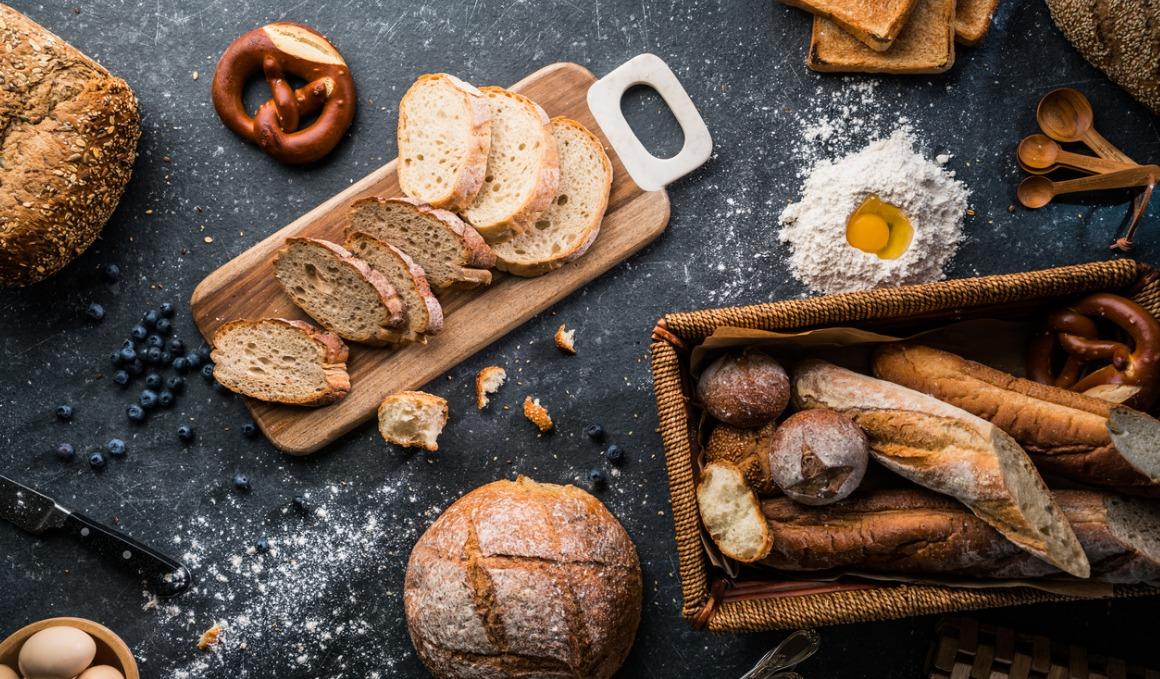 Ventajas de hacer pan casero