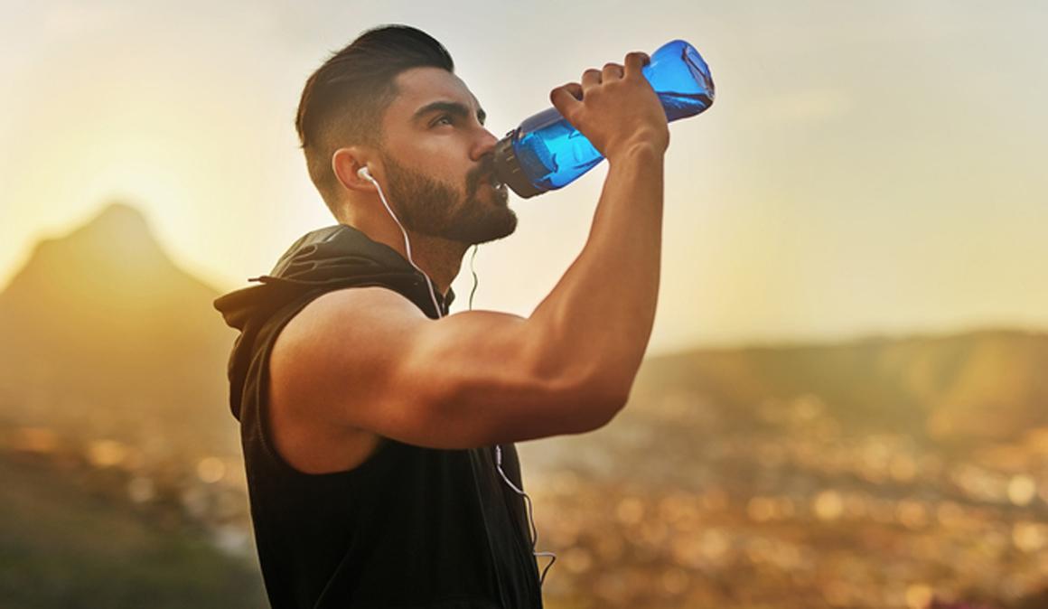 ¿Cuánto hace que no limpias tu botella del gimnasio?