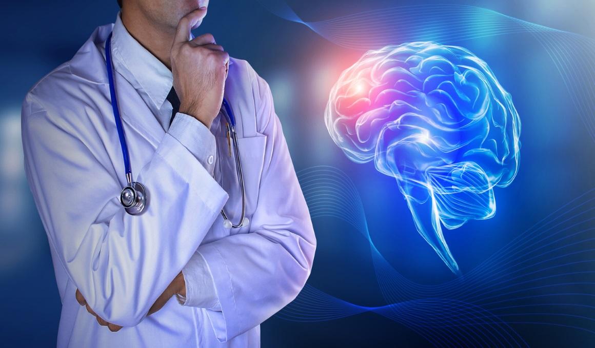 El deportista en el neurólogo
