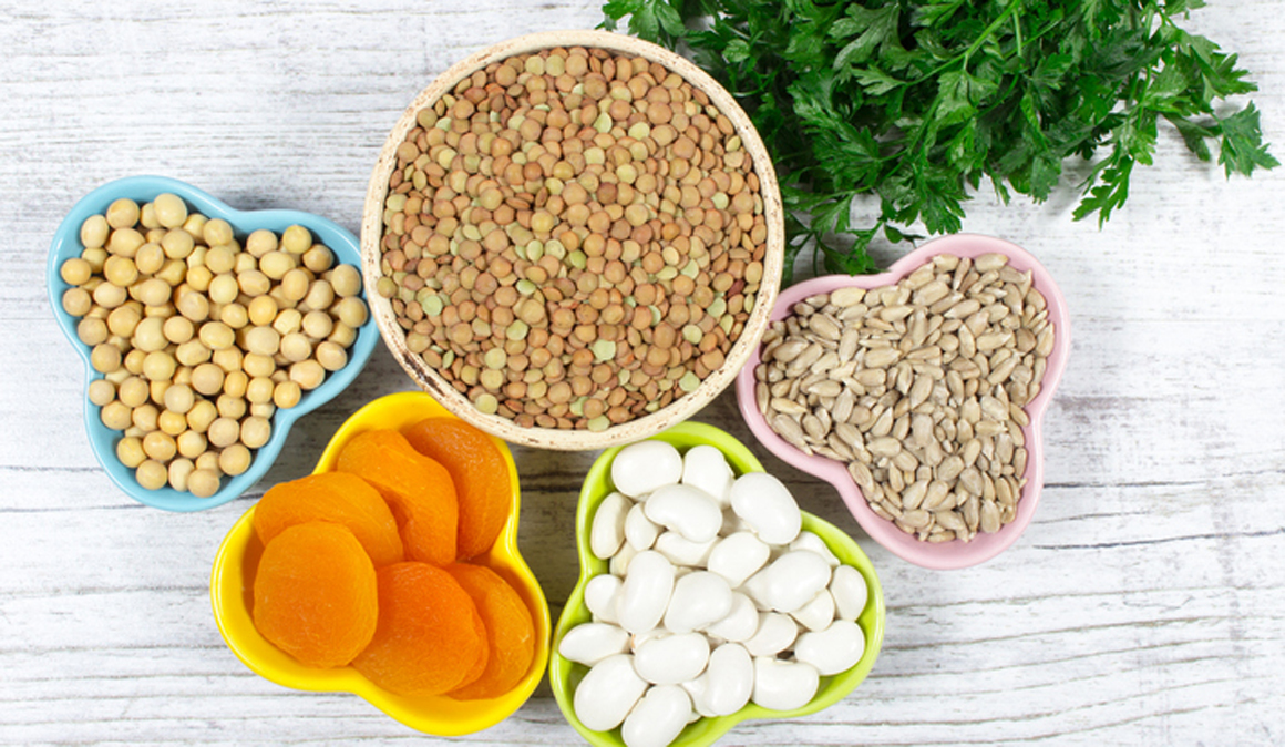 Recetas Vegetarianas Ricas En Hierro Dietas Y Nutrición