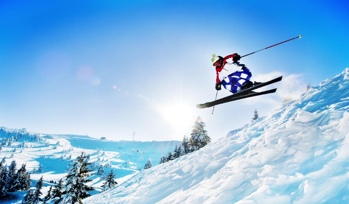 Plan de entrenamiento para esquiar sin lesiones