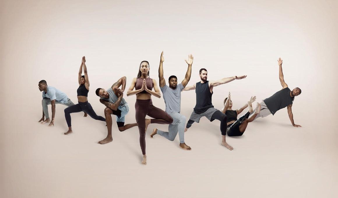 Nike se suma al yoga