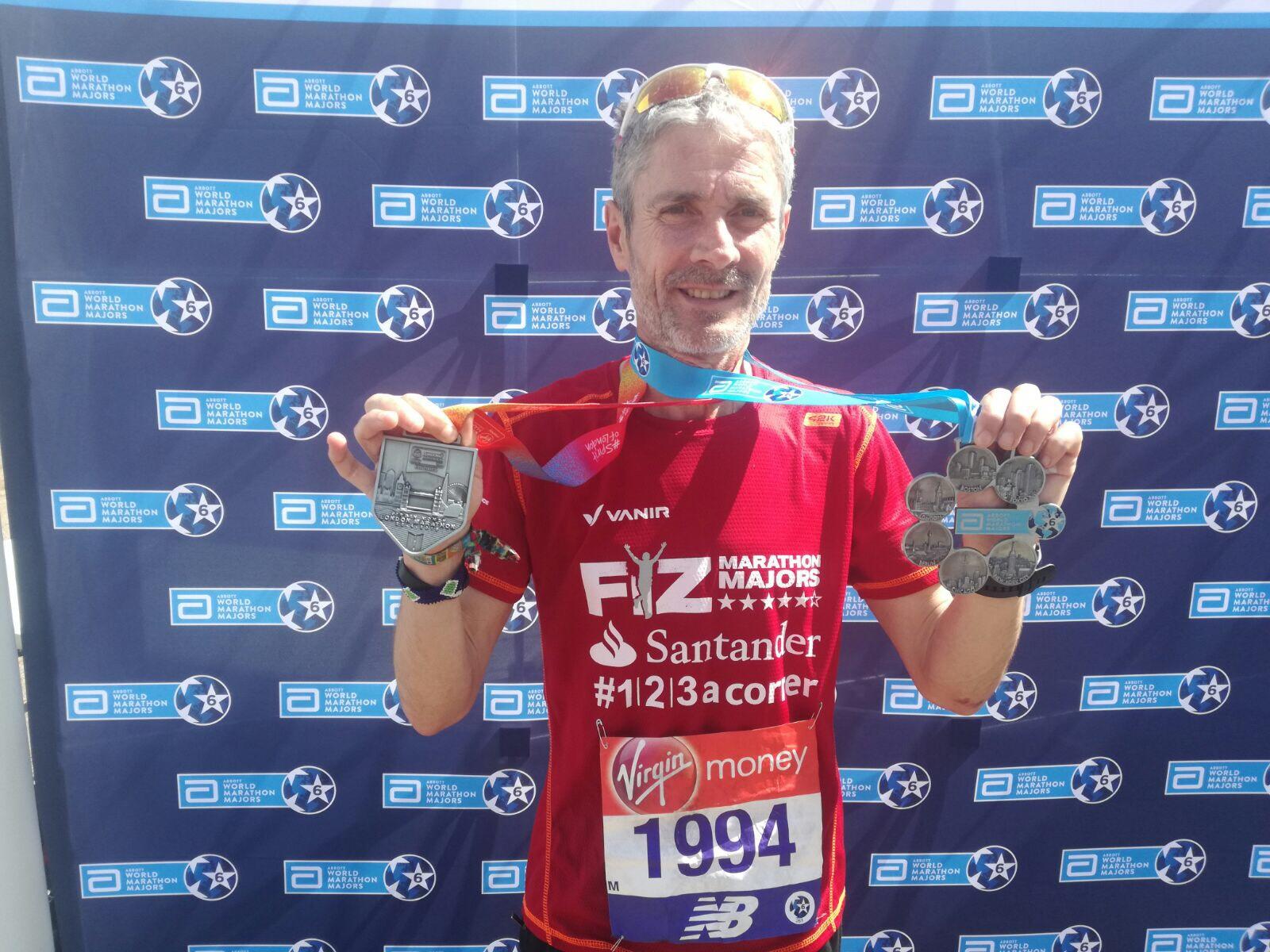 Martín Fiz busca el récord del mundo de 10 km este fin de semana en Valencia