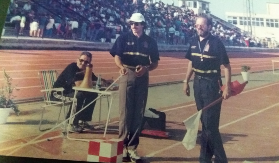Mateu Canyelles Roca, una vida dedicada al atletismo