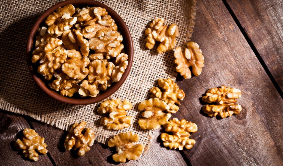 5 propiedades de las nueces beneficiosas para nuestra salud