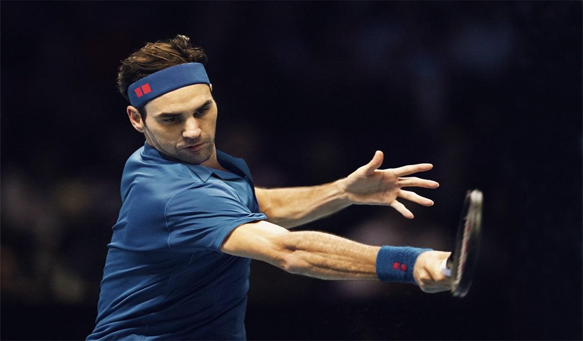 Federer y Nishikori estrenan equipaciones Uniqlo en Australia