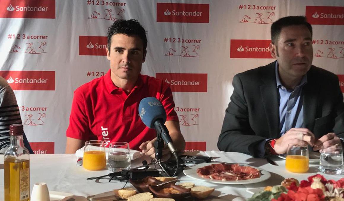 Javi Gómez Noya aparca el sueño del Ironman para luchar por el oro en Tokio