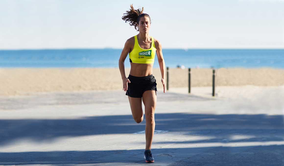 A tope en tu próxima media maratón