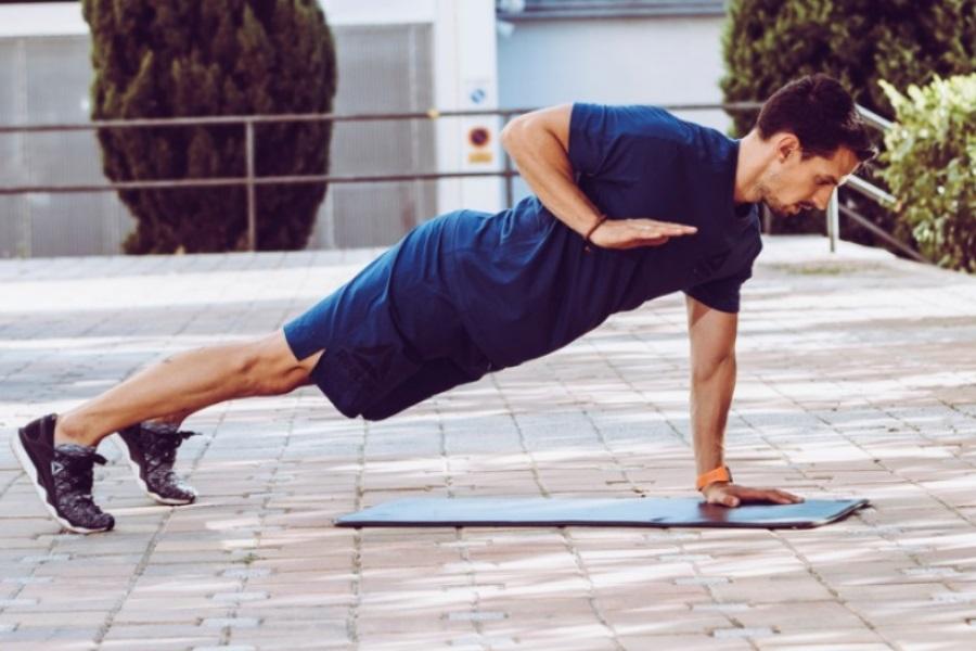 Los ejercicios clave para ponerte en forma