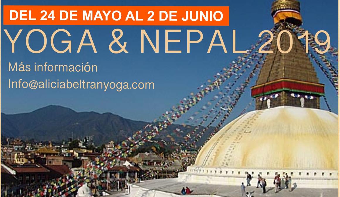 Viaje de yoga Lu Jong a Nepal en mayo