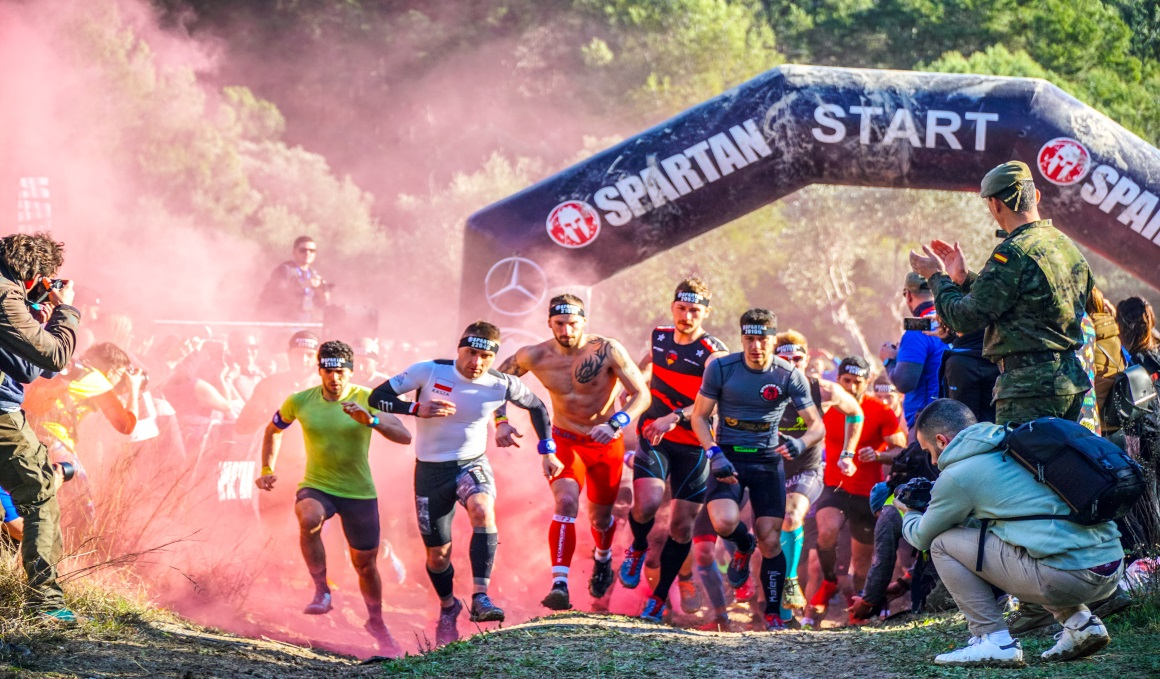 La Spartan Race vuelve el 9 de marzo a Mallorca