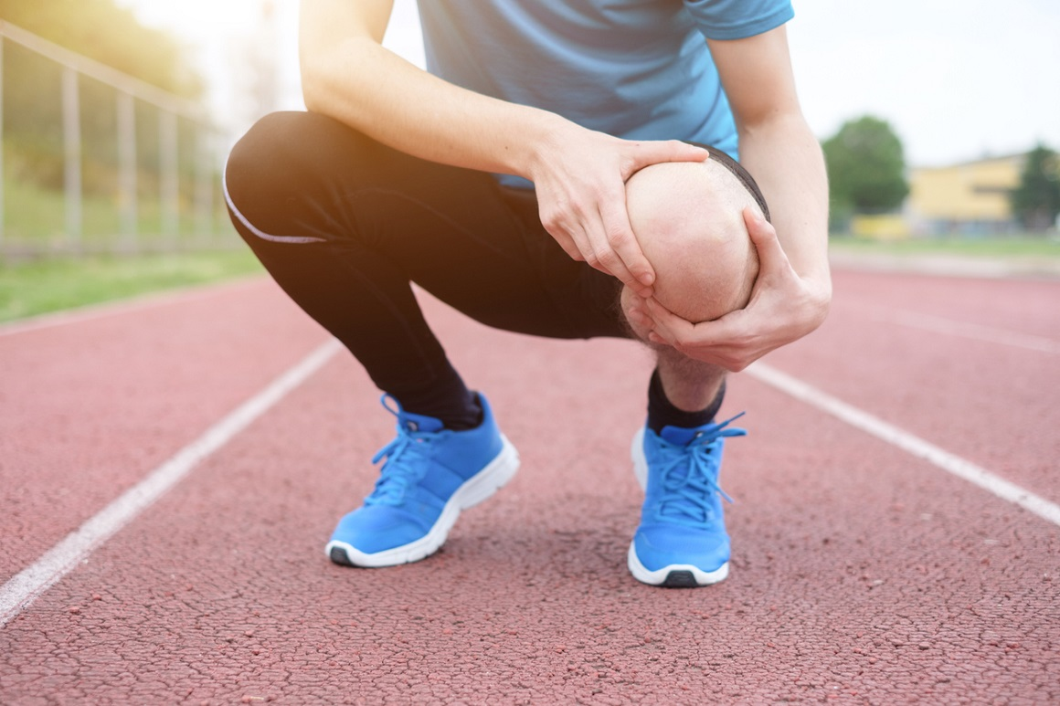 Lesión de rodilla: síntomas más importantes