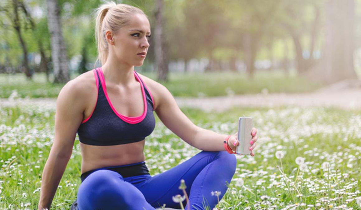 Cuidado, beber refrescos después del ejercicio podría dañar los riñones