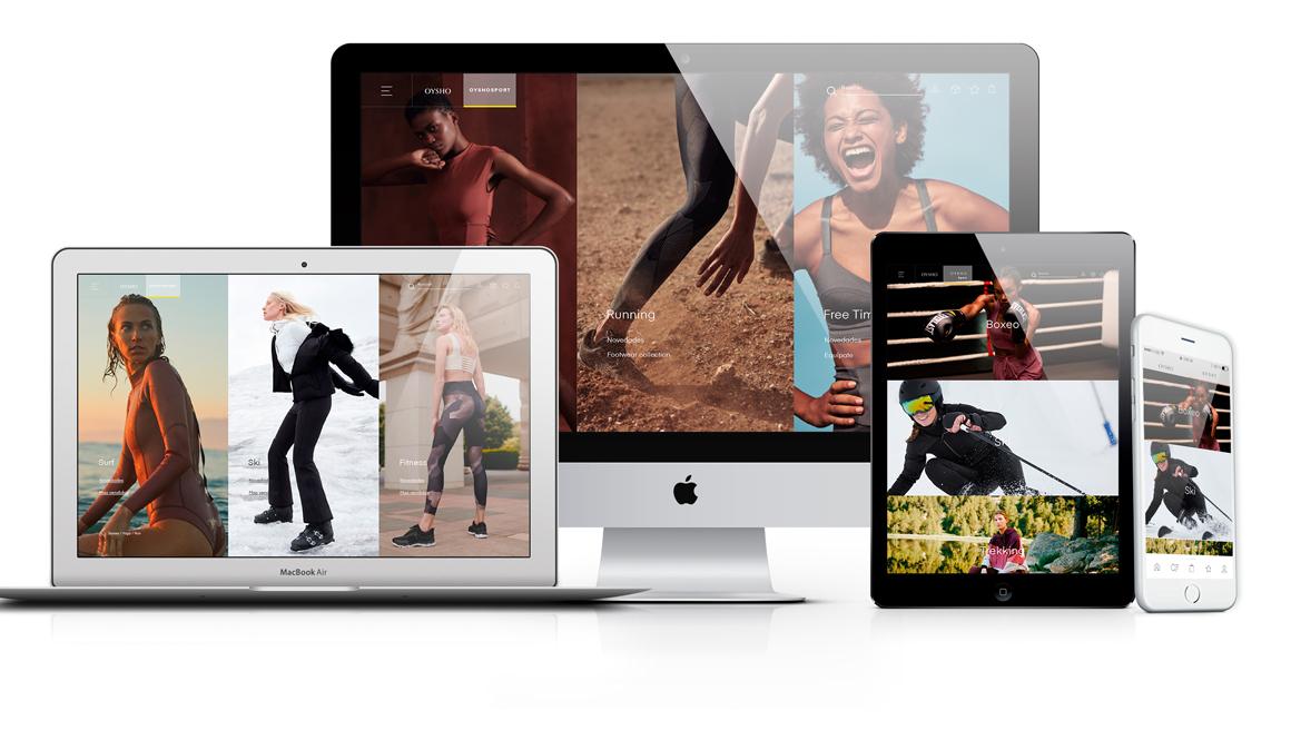 Nace Oysho Sport, la línea de ropa deportiva más especializada para mujeres deportistas