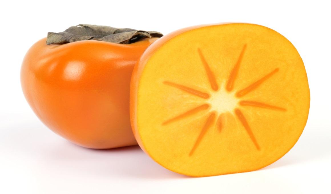 El caqui, un superalimento antioxidante