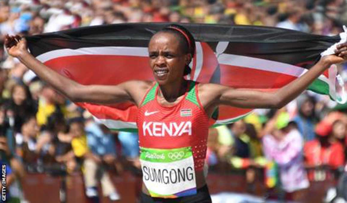 Suspendida 8 años por doping la campeona olímpica de maratón