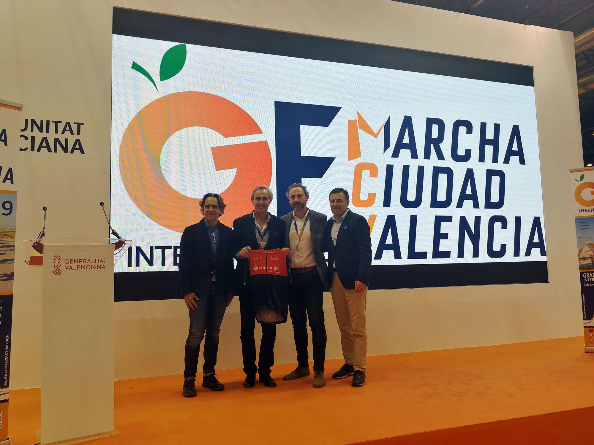 Un nuevo reto para los cicloturistas: Gran Fondo Internacional Marcha Ciudad de Valencia