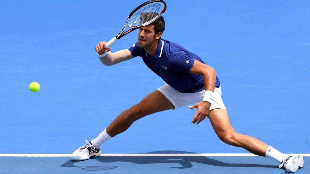 Nadal cede ante un sensacional Djokovic