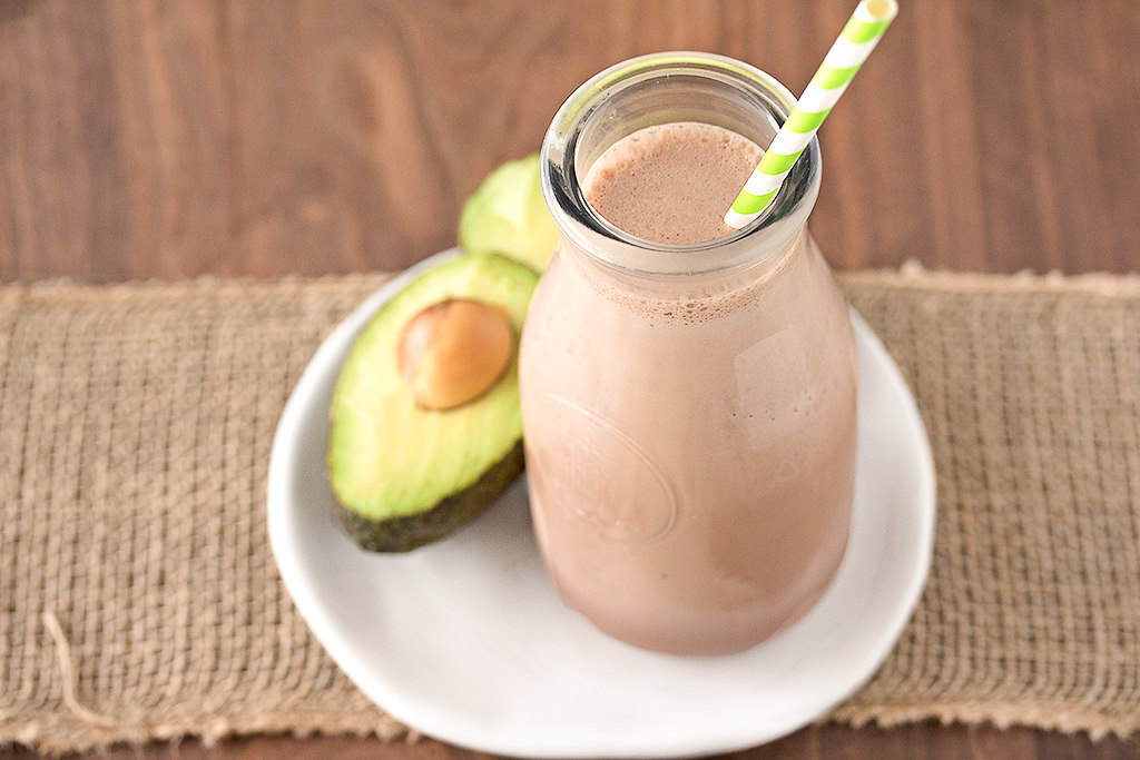 El Smoothie de aguacate y cacao que va revolucionar tu desayuno