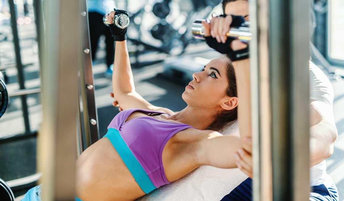 'O lo usas o lo pierdes', ¿es eso cierto con tus músculos?