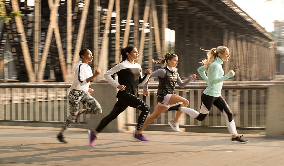 New Balance busca inspirar a las mujeres a través de la música y el running