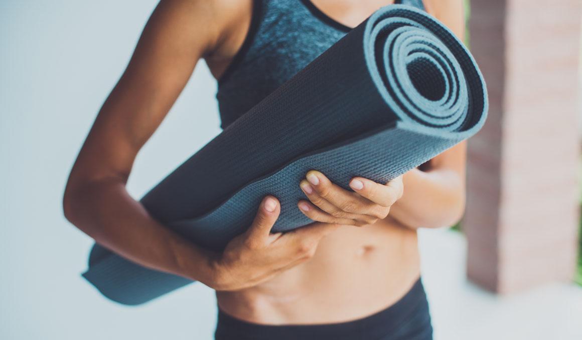 Yoga para un core estable y sano