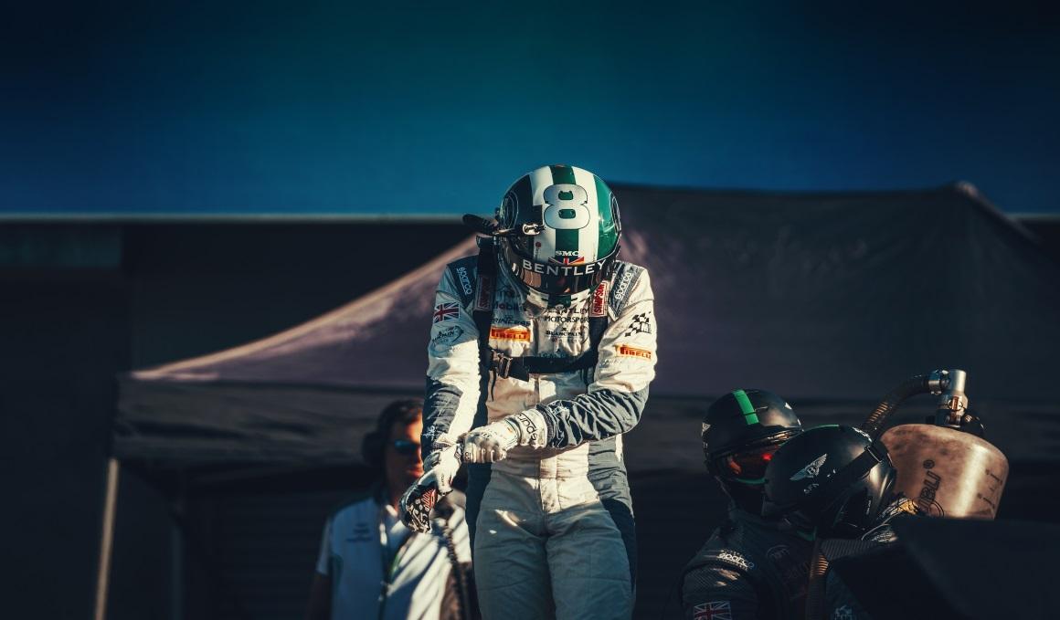 Así se prepara un piloto de carreras