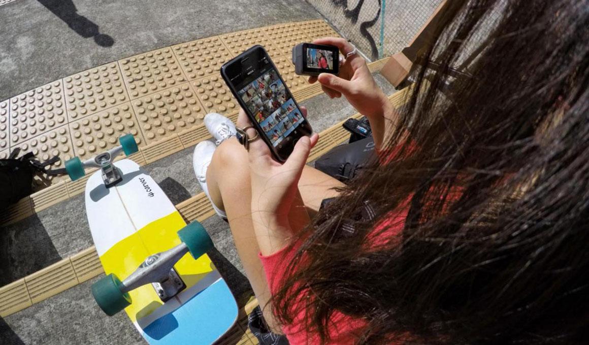 Almacenamiento ilimitado para tus vídeos con tu GoPro