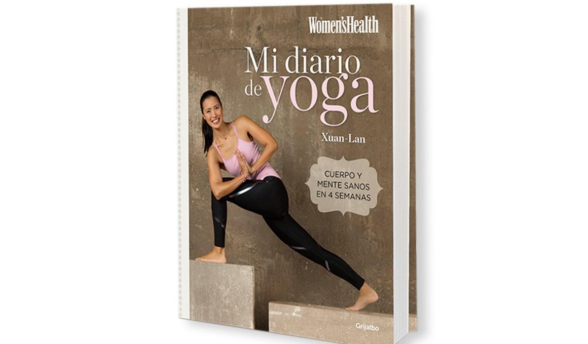 """Llévate uno de los 5 libros que sorteamos de Xuan-Lan: """"Mi diario de Yoga"""""""