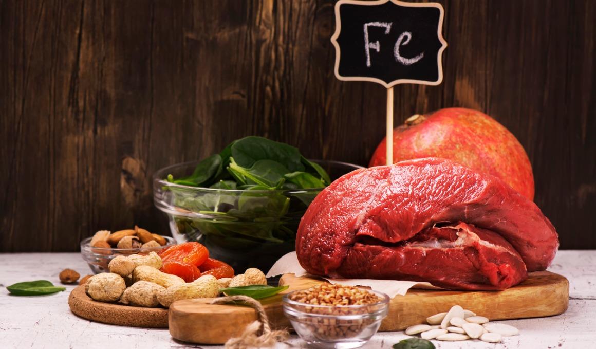 Descubre la clave para consumir alimentos ricos en hierro