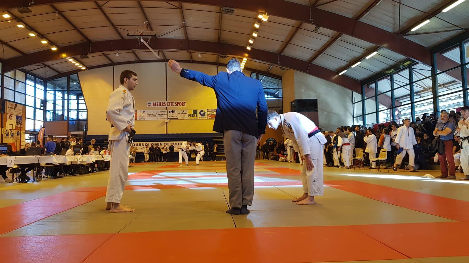 La gran historia del judoka ciego que compite este fin de semana en el Europeo ante rivales sin discapacidad