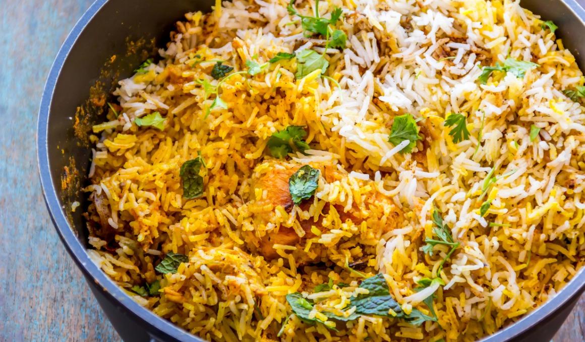 Beneficios del arroz al curry para tu rendimiento físico