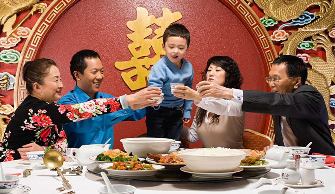 ¿Qué se come para celebrar el Año Nuevo Chino?