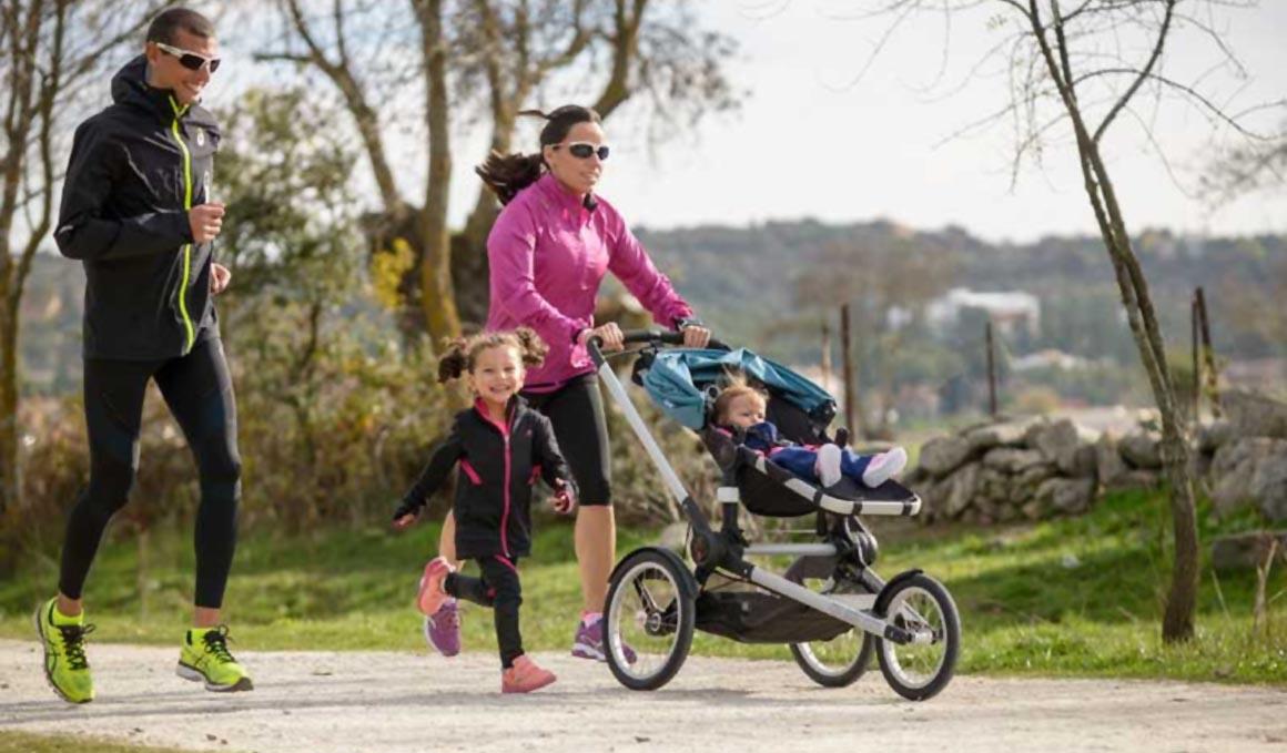 Cómo compaginar deporte y familia