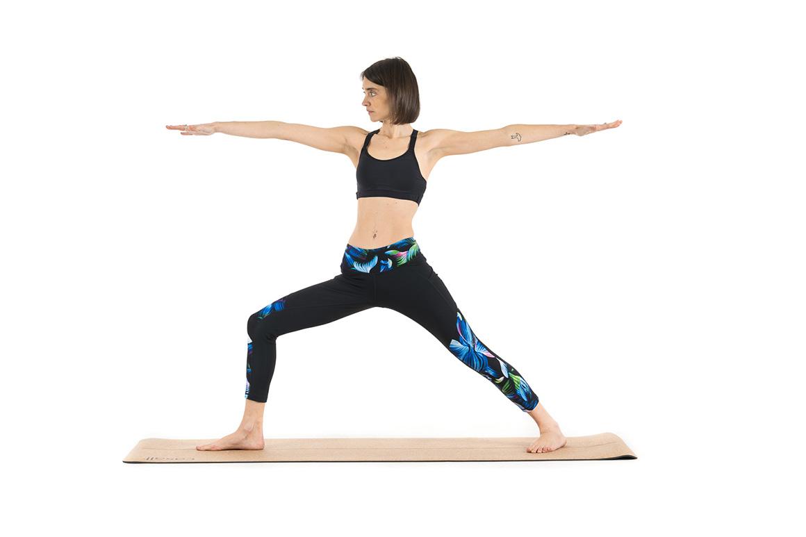 Secuencia de Yoga para equilibrar Vata