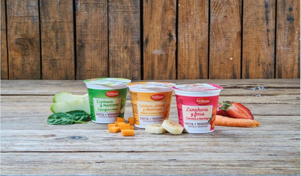 Lidl lanza al mercado los primeros yogures de verduras