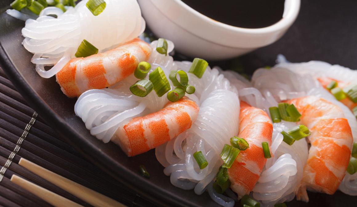 ¿Qué es el shirataki? La pasta cero sin carbohidratos ni calorías