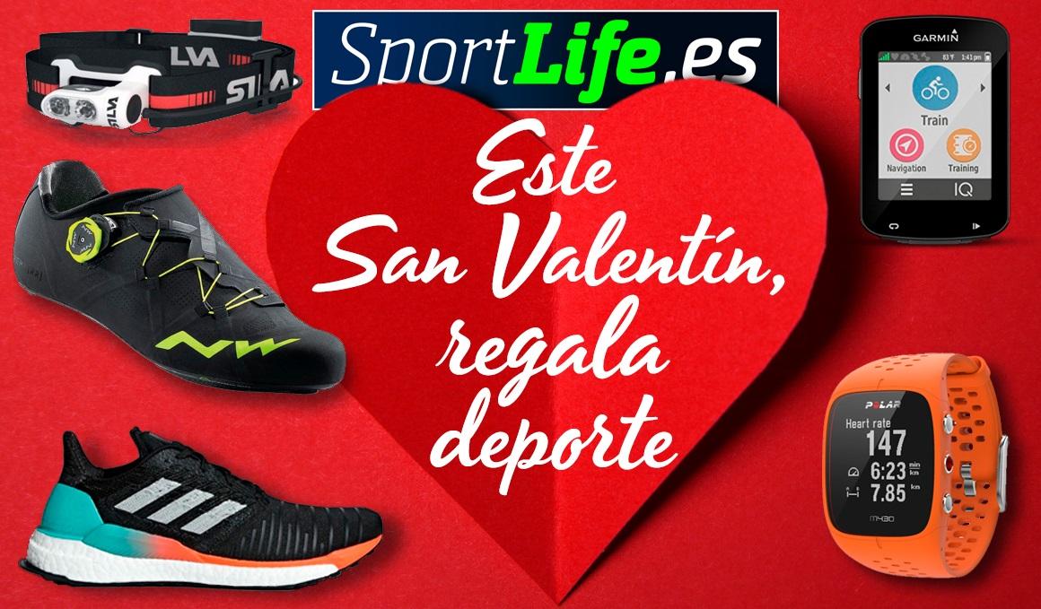 Este San Valentín, regala deporte
