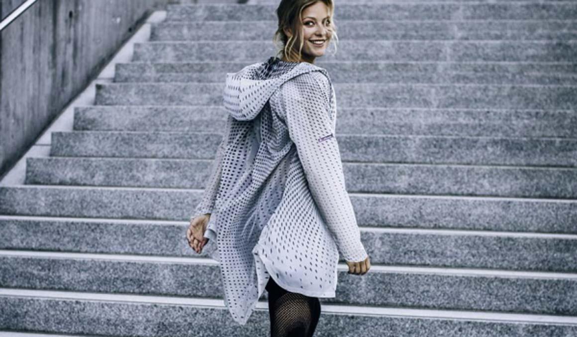 La nueva línea de Odlo para mujer diseñada por Zaha Hadid